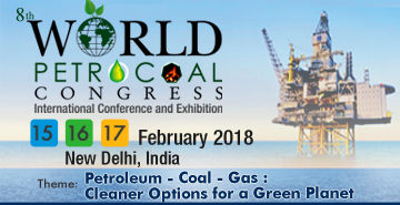 8th World Petrocoal Congress