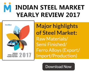 INDIAN STEEL MARKET YEARLY REVIEW 2017