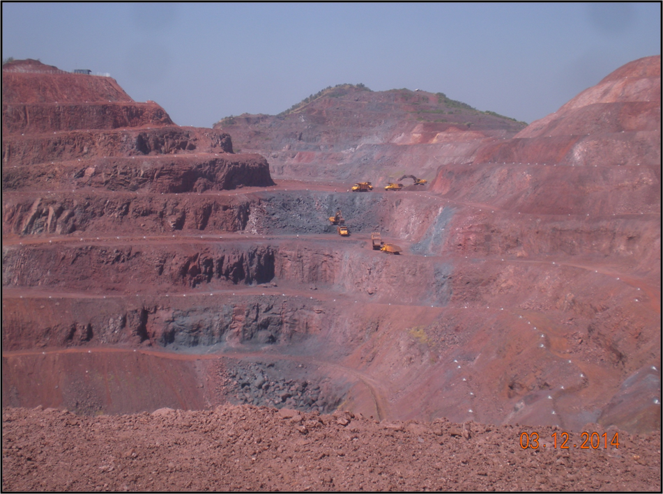 Overview of MSPL Iron ore Mines