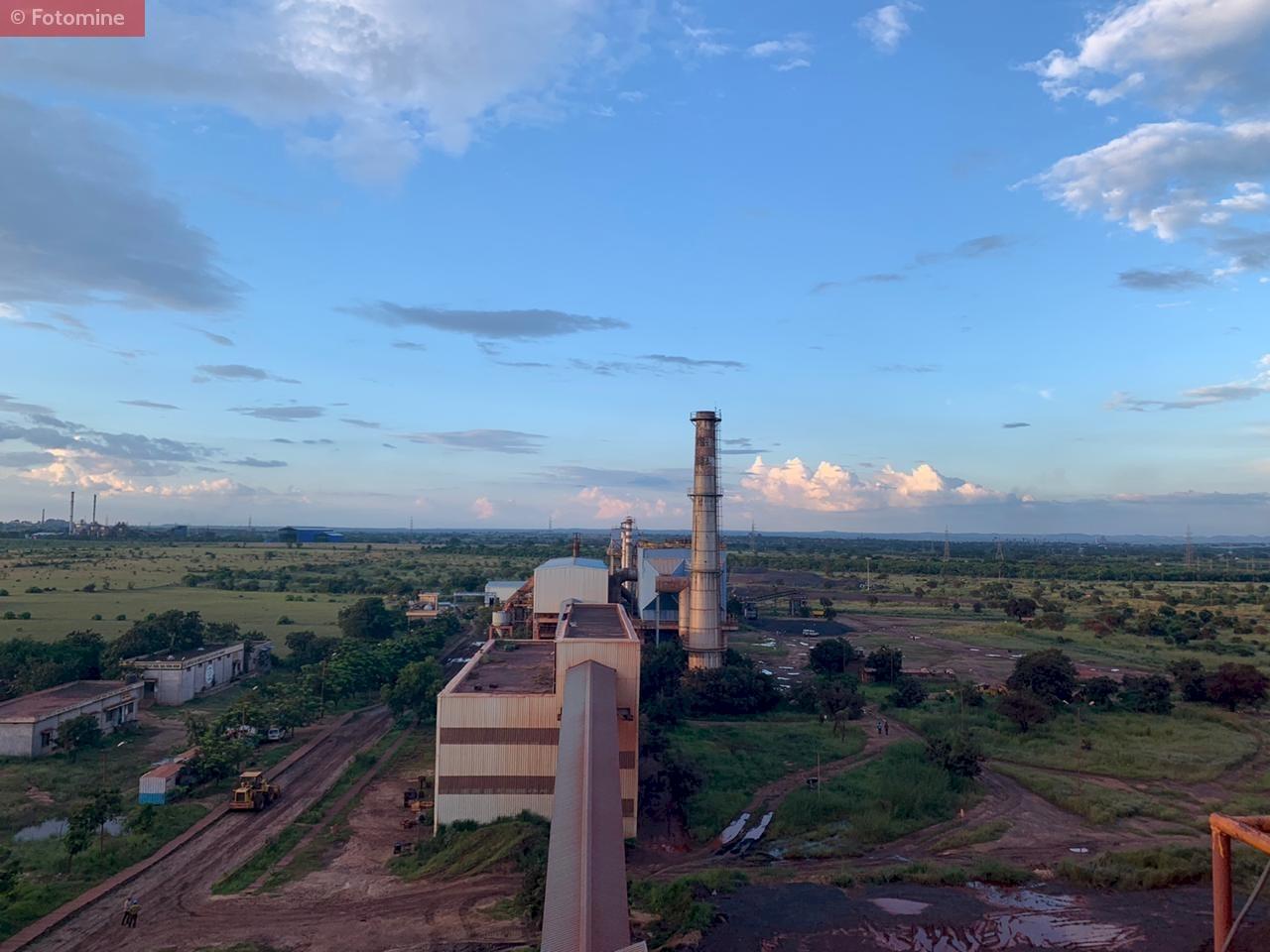 Overview of XINDIA Pellet Plant,Karnataka