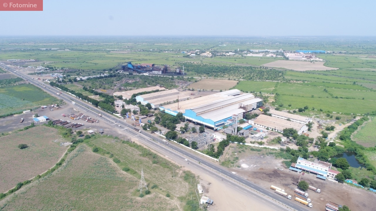 Overview of Manufacturing Unit in HAQ Steel Pvt Ltd