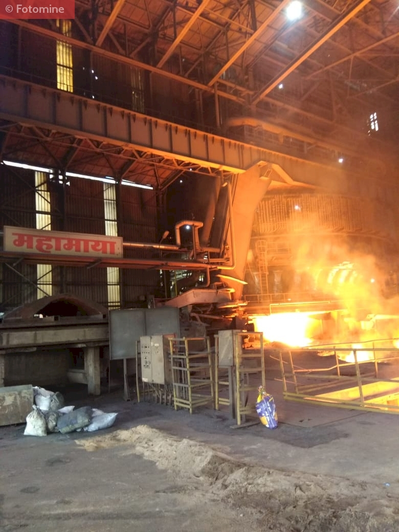 Overview of Mahamaya- Blast Furnace 8, Bhilai Steel Plant (SAIL)