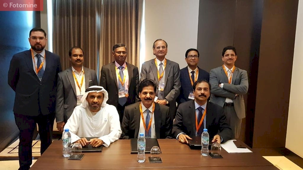 KIOCL Signs MoU to Sell High Grade Pellets to Emirates Steel