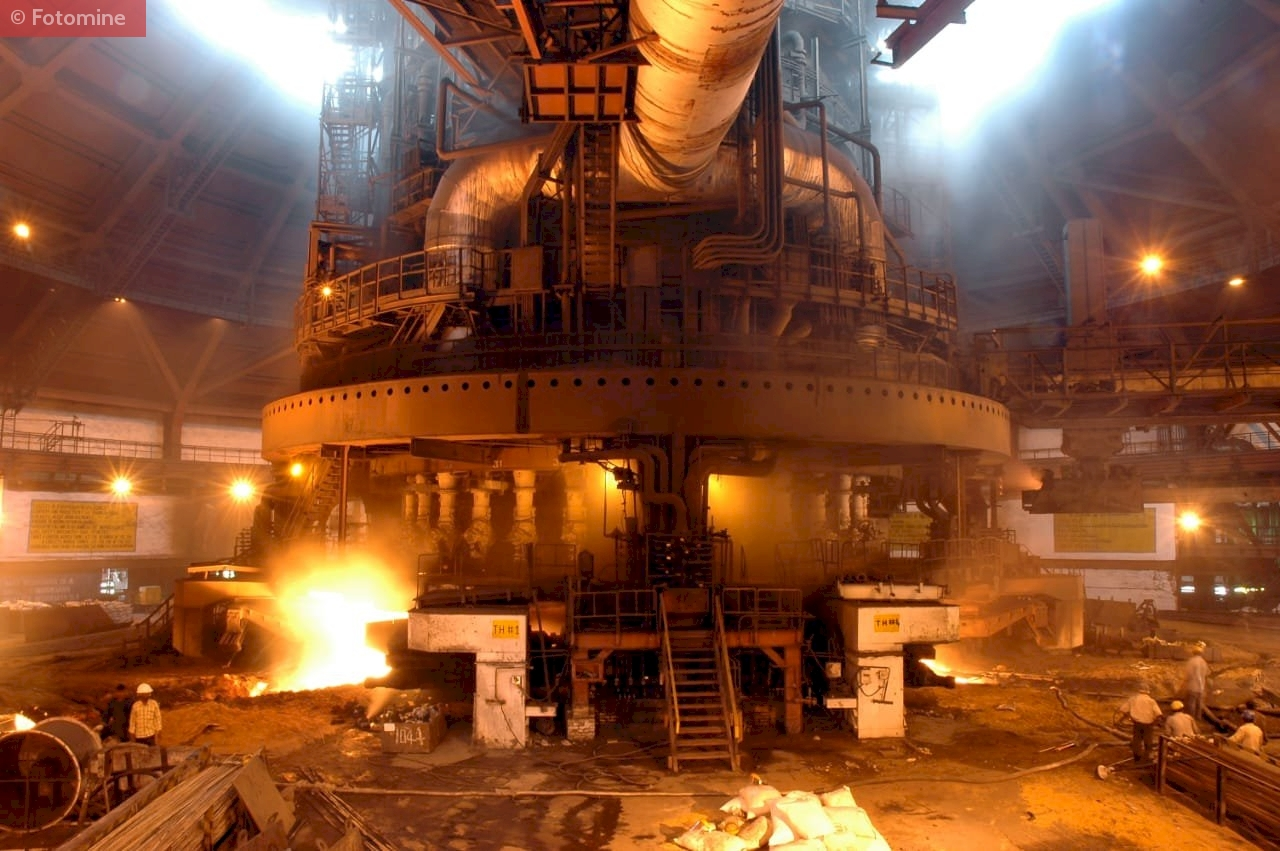 Overview of Blast Furnace in Vizag Steel Plant