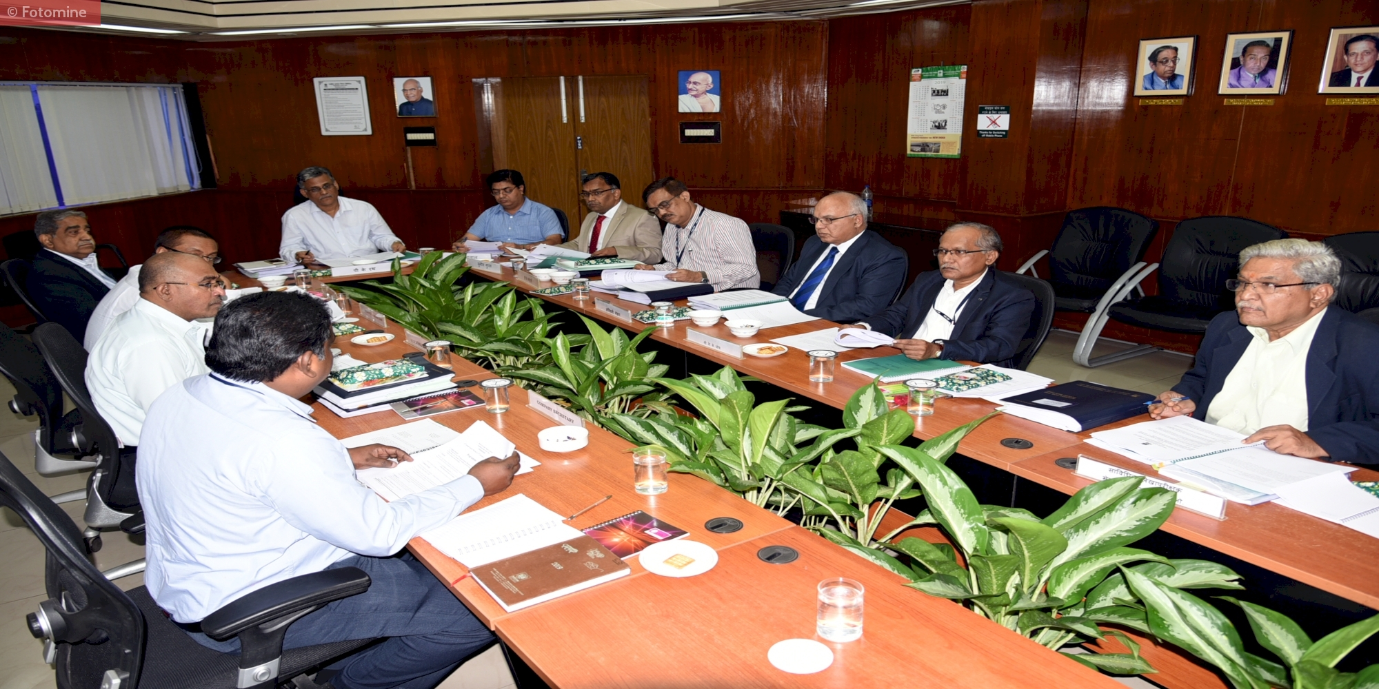 RINL Conducts its 37th Annual General Meeting in Vizag