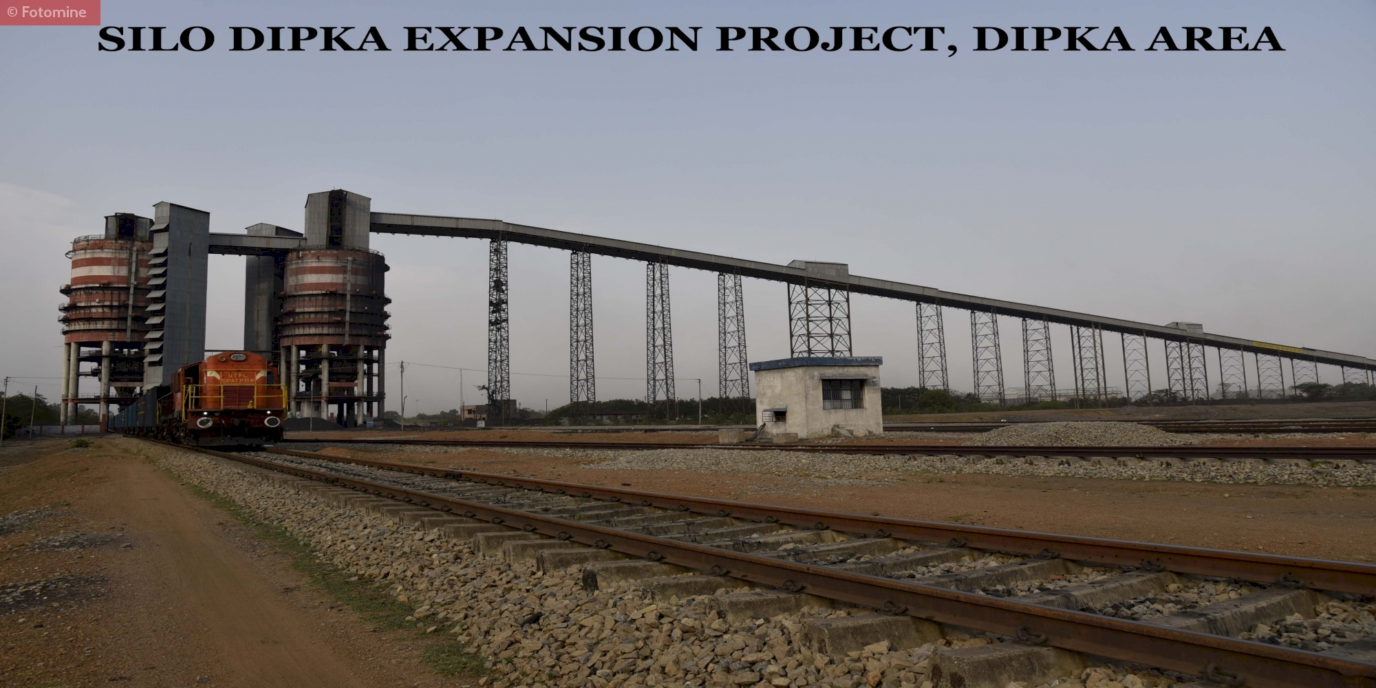 Overview of SILO, SECL Dipka Area