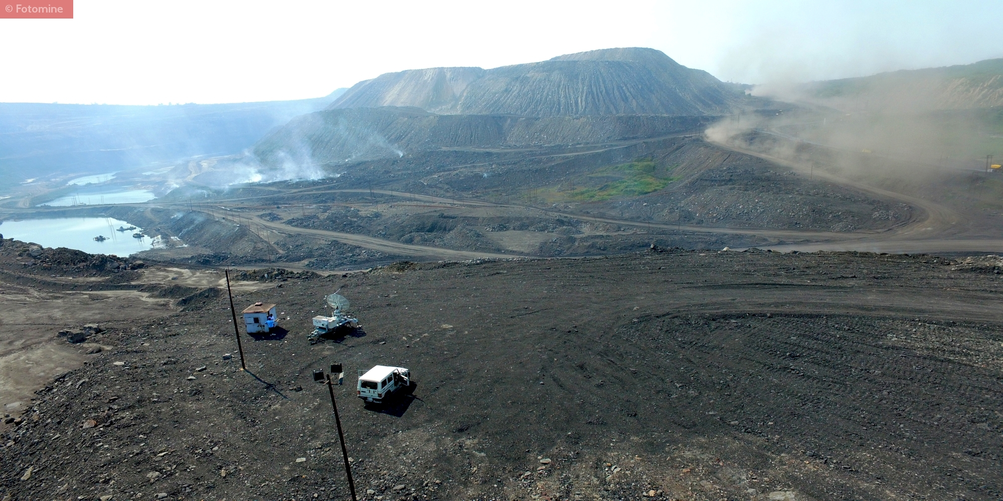 Overview of Coal Surface Mines