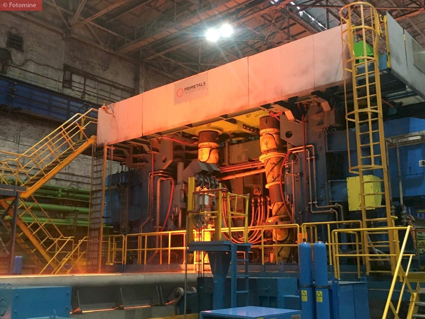 Metinvest Completes Full Revamp of Hot strip mill