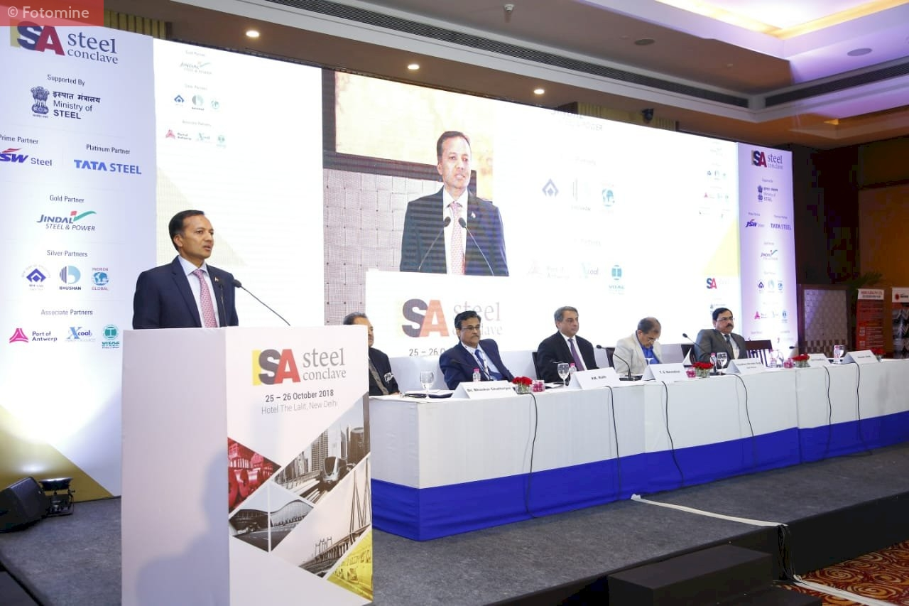 ISA Steel Conclave 2018
