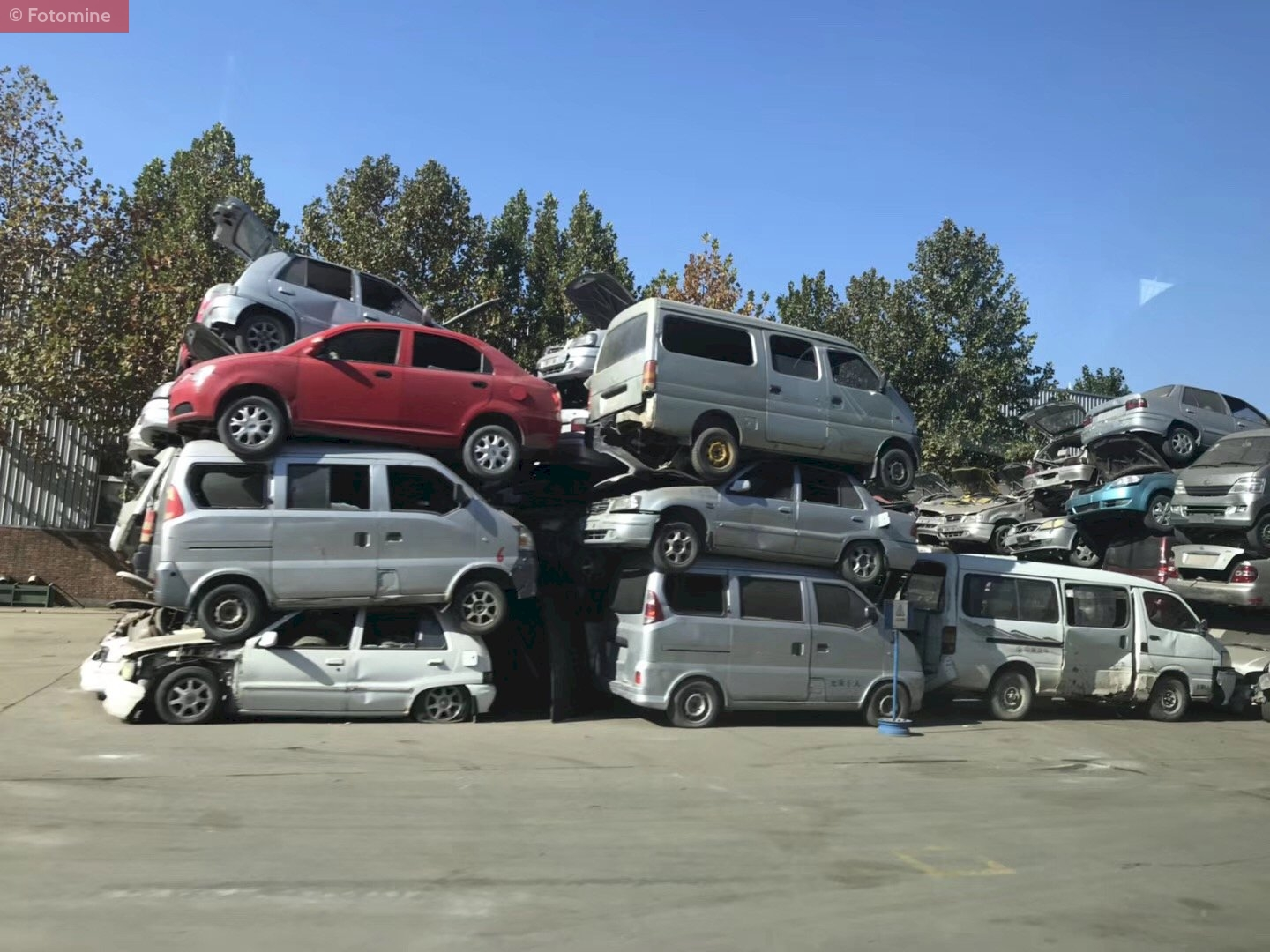 Auto Recycling in China