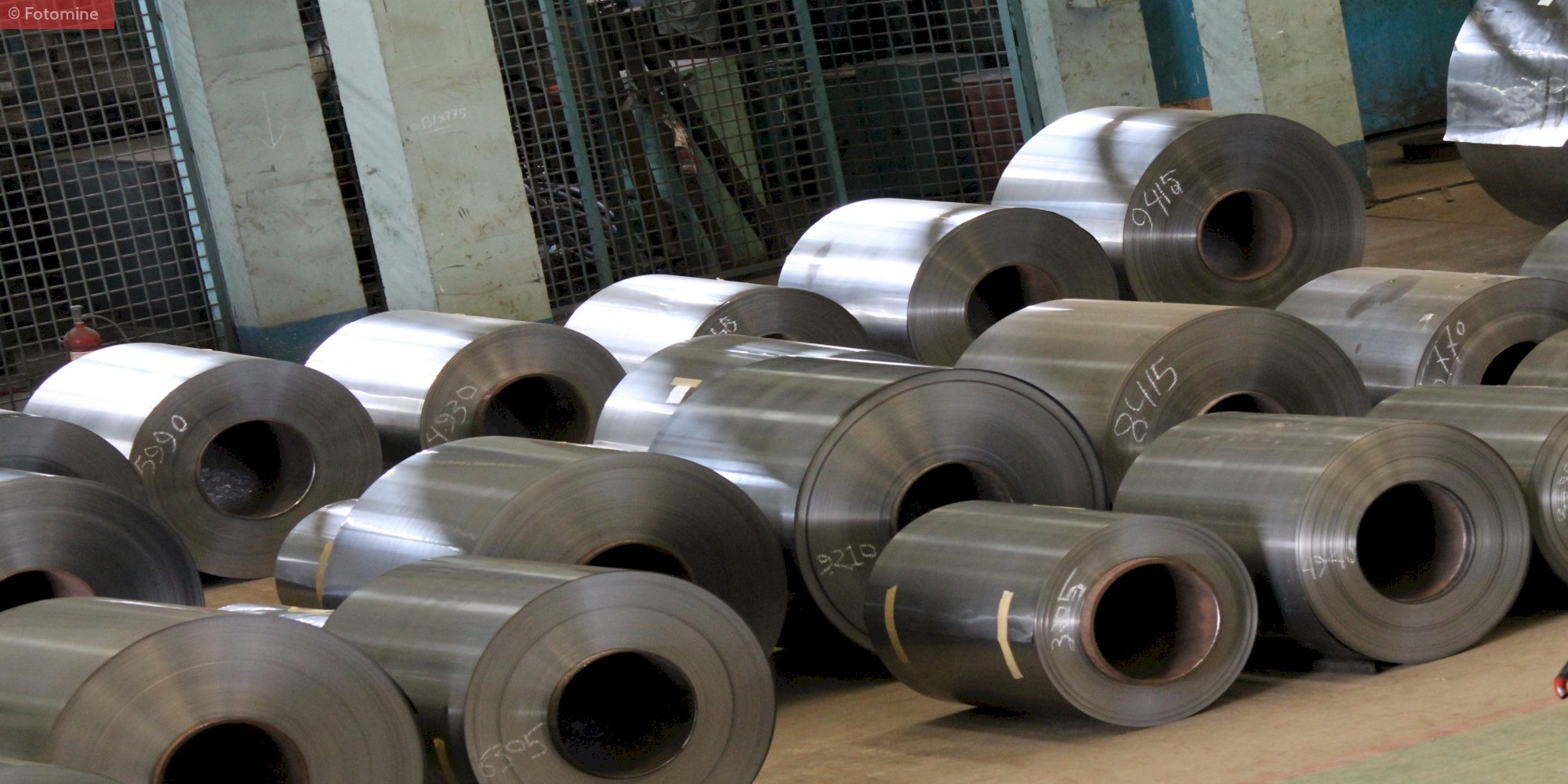 Flat Steel Products at Appollo Steel Bangladesh