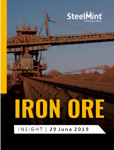 Latest Iron Ore Lump Prices From Indian Steel Market | SteelMint