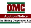 OMC: E-Auction of 11,220 MT Chrome Ore
