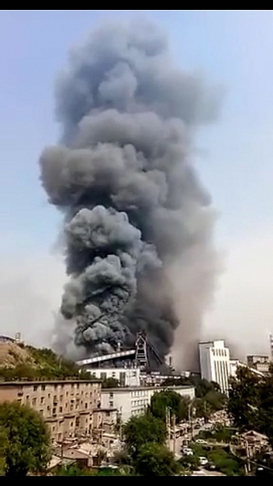 China: Steel Prices Increase after Fire Breakout at Bengang Blast Furnace